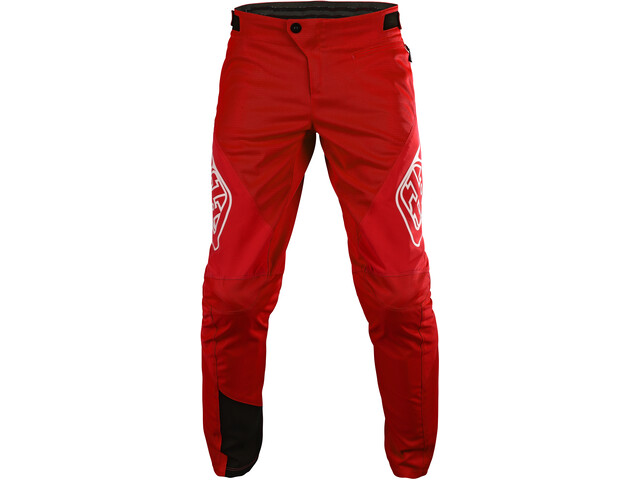 Troy Lee Designs Sprint Pants Herren red